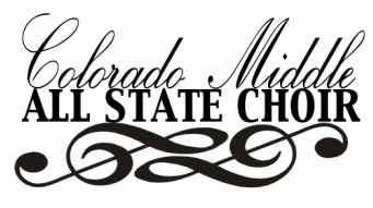 Colorado Middle All State Choir